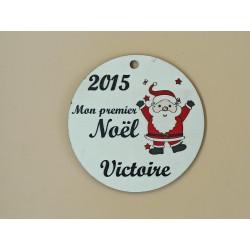 """Boule de Noël """"Père Noël""""..."""